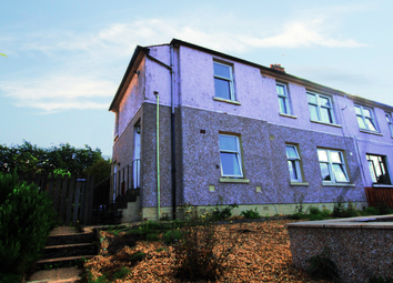 Thumbnail 3 bed flat for sale in Muirfield Road, Stonehousemuir, Falkirk