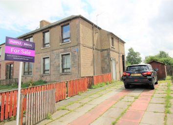 Thumbnail 3 bed flat for sale in Parkhead Crescent, West Calder