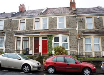 Thumbnail 3 bed terraced house to rent in Snowdon Road, Fishponds, Bristol