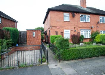 Thumbnail 2 bed flat for sale in Newmount Road, Adderley Green, Stoke-On-Trent