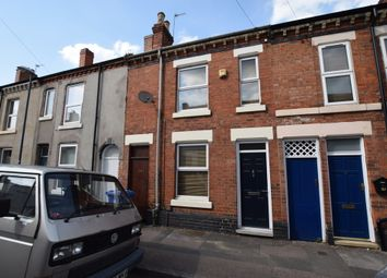 Thumbnail 3 bedroom terraced house to rent in Peel Street, Derby