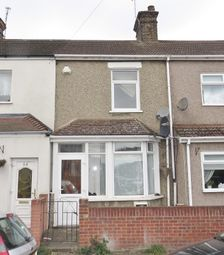 Thumbnail 2 bed terraced house for sale in John Street, Grays