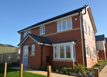 Thumbnail 4 bed detached house for sale in The Willows, Fishers Lane, Blackpool