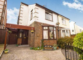 Thumbnail 3 bed semi-detached house for sale in Knaresboro Avenue, Blackpool, Lancashire