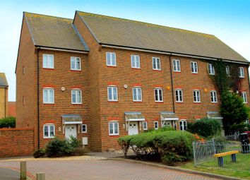 Thumbnail 4 bed town house for sale in Sussex Wharf, Shoreham-By-Sea