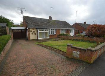Thumbnail 2 bed semi-detached bungalow for sale in Braceby Close, Luton