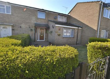 Thumbnail 3 bed terraced house for sale in York Road, North Stevenage, Herts