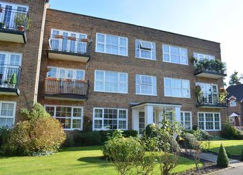 Thumbnail 2 bed flat to rent in Highridge Court, Highridge Close, Epsom
