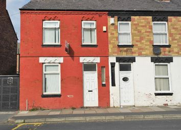 Thumbnail 3 bed terraced house to rent in Alpha Street, Bootle, Liverpool