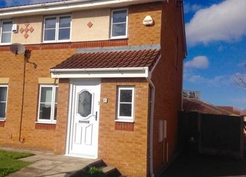 Thumbnail 2 bedroom semi-detached house to rent in Stirling Lane, Hunts Cross, Liverpool