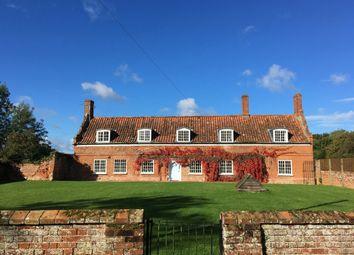 Thumbnail 3 bedroom farmhouse to rent in Bells Lane, Stibbard, Fakenham
