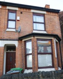 Thumbnail 4 bed terraced house to rent in Teversal Avenue, Nottingham