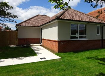 Thumbnail 2 bed detached bungalow for sale in Bixley Road, Ipswich