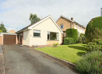 Thumbnail 2 bed bungalow for sale in Linacre Road, Eccleshall, Stafford