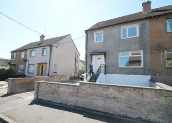 Thumbnail 3 bed semi-detached house for sale in Loanfoot Crescent, Uphall, Broxburn