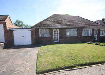 Thumbnail 2 bedroom semi-detached bungalow for sale in Greenfield Gardens, Petts Wood, Orpington