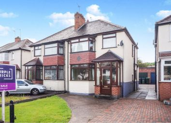3 bed semi-detached house for sale in Woden Road East, Wednesbury WS10