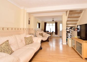 Thumbnail 2 bed terraced house to rent in Goodnestone Road, Sittingbourne