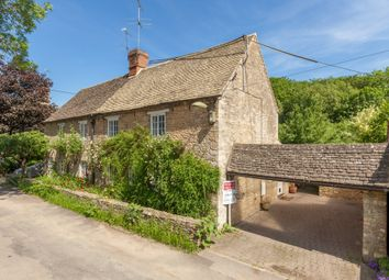 Thumbnail 3 bedroom cottage for sale in Shilton, Burford