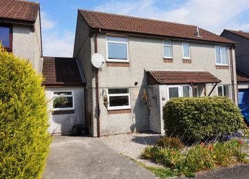 Thumbnail 2 bed semi-detached house for sale in Stephens Road, Liskeard