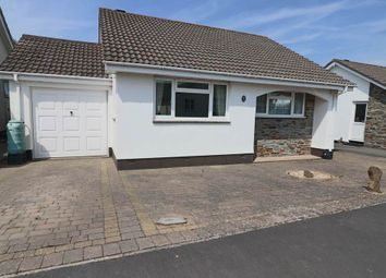 Thumbnail 2 bed detached bungalow for sale in Mead Park, Bickington, Barnstaple
