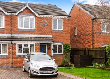 Thumbnail 3 bed semi-detached house for sale in Debdale Avenue, Lyppard Woodgreen, Worcester