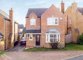 Thumbnail 3 bedroom detached house for sale in Dane Grove, Annesley, Nottingham, Nottinghamshire