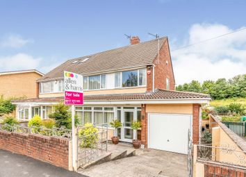 Thumbnail 3 bed semi-detached house for sale in Wedmore Vale, Bedminster, Bristol