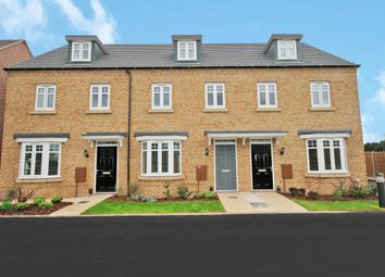 "Thumbnail 3 bed terraced house for sale in ""Kennett"" at Albert Hall Place, Coalville"