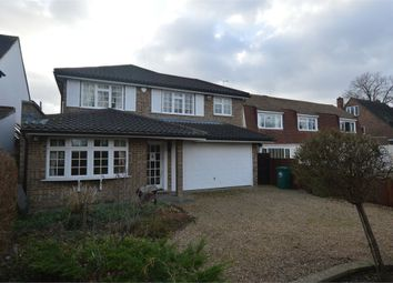 Thumbnail 4 bed detached house for sale in Staines Road East, Sunbury, Surrey