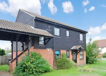 Thumbnail 2 bed maisonette for sale in Carlford Close, Martlesham Heath, Ipswich