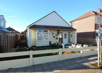 Thumbnail 2 bed detached bungalow for sale in Laburnum Avenue, Drayton, Portsmouth