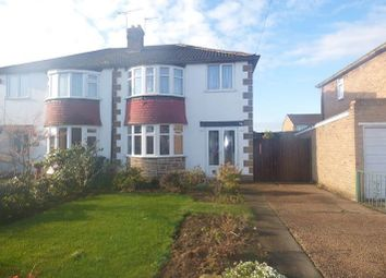 Thumbnail 3 bedroom semi-detached house to rent in Ridgewood Avenue, Edenthorpe, Doncaster