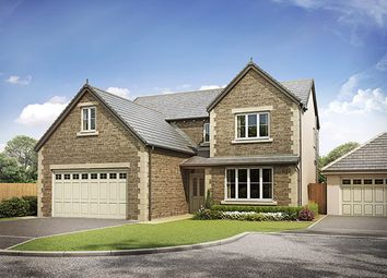 Thumbnail 5 bed detached house for sale in Stonecross Meadows, Milnthorpe Road, Kendal, Cumbria