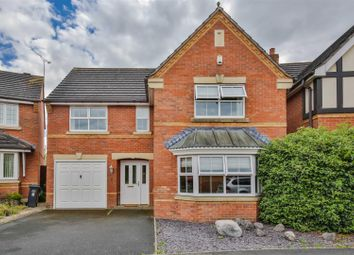 Thumbnail 4 bed detached house to rent in Bourne Close, Kington, Worcester