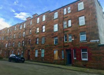 Thumbnail 2 bed flat for sale in Wallace Street, Port Glasgow