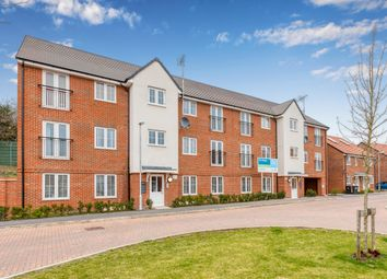 Thumbnail 2 bed flat for sale in Parker Drive, Buntingford