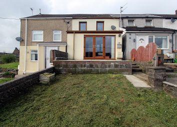 Thumbnail 3 bed terraced house for sale in High Street, Tonyrefail, Porth, Rhondda, Cynon, Taff.