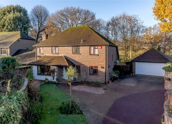 Thumbnail 4 bed detached house for sale in Plainwood Close, Chichester, West Sussex