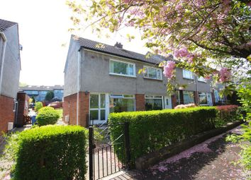 Thumbnail 2 bed semi-detached house for sale in Cunningham Drive, Giffnock, Glasgow