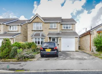 Thumbnail 4 bedroom detached house for sale in Leigh Park, Hapton, Burnley
