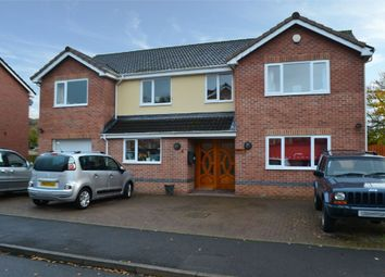 Thumbnail 5 bedroom detached house for sale in Bishpool View, Newport