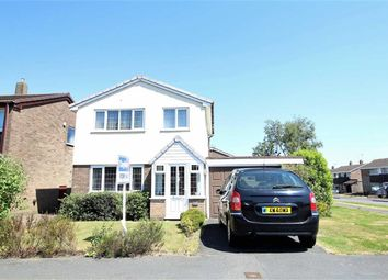 Thumbnail 3 bed detached house for sale in Oakham Road, Oakham, Tividale