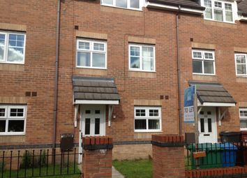 Thumbnail 4 bed town house to rent in Charlestown Road, Manchester