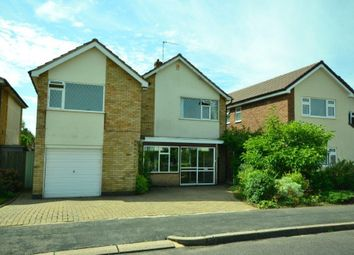 Thumbnail 5 bed detached house for sale in Quiney Way, Oadby, Leicester