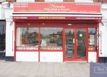 Thumbnail Commercial property for sale in Crescent Parade, Uxbridge Road, Uxbridge