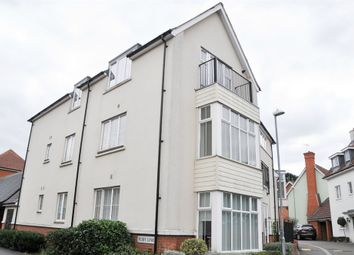 Thumbnail 2 bed flat for sale in Lambourne Chase, Chelmsford, Essex