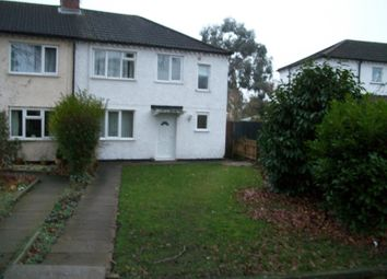 Thumbnail 3 bed semi-detached house to rent in Withy Hill Road, Sutton Coldfield