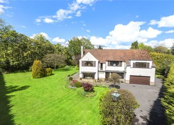 Thumbnail 4 bed detached house for sale in Sandmoor Avenue, Alwoodley, Leeds, West Yorkshire