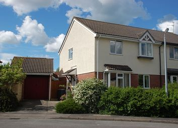 Thumbnail 4 bed semi-detached house to rent in Campion Drive, Trowbridge, Trowbridge, Wiltshire